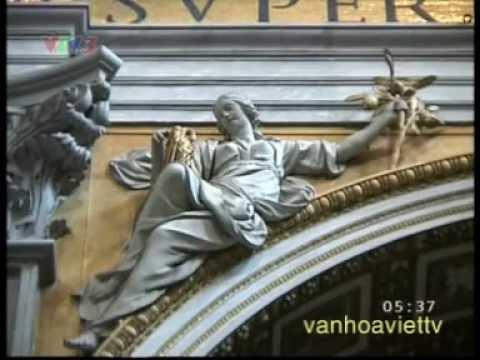 THAM QUAN TÒA THÁNH VATICAN & THÀNH VENISE ( ITALIA )