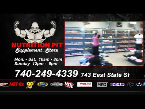 Nutrition Pit Commercial
