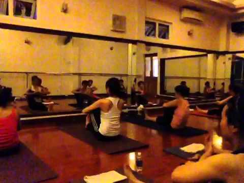 Yoga flow VN (24/08/2014) part1