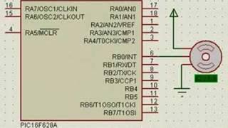 2. PIC 16F628A: CONTROL DE MOTOR SERVO HAS-311