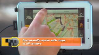 Интерактивное такси Английский вариант