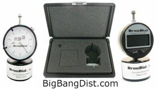 Digital Drum Dial Big Bang Distribution Drum Tuning