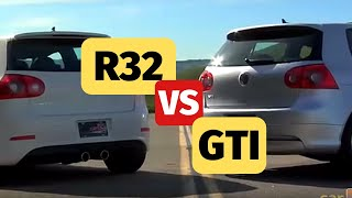 VW Golf Mk4 R32 Turbo (564hp) videos