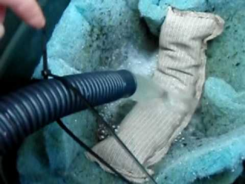 How To Make A Homemade Bio Filter For Your Pond That Really Works No Uv Youtube