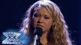 """Rion Paige Is Smooth As """"Glass"""" THE X FACTOR USA 2013"""