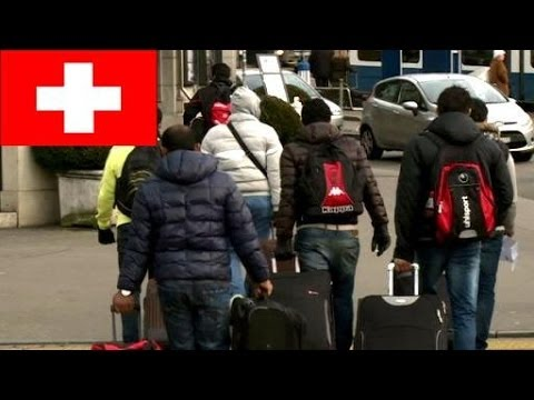 SWITZERLAND PASSES QUOTAS for FOREIGN WORKERS
