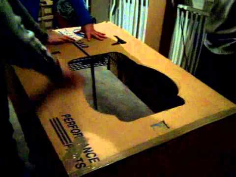 Jak zrobić czołg z kartonu