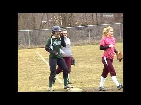 Chazy - NCCS Softball 4-14-11