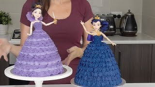 AMAZING PRINCESS Doll CAKES Compilation