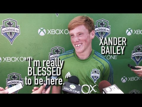 Interview: Xander Bailey on Joining Seattle Sounders FC