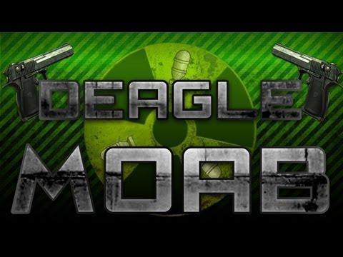MW3: Pistol Only MOAB - w/Desert Eagle