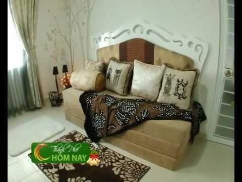 Nhà đẹp đón Giáng Sinh - Chuyển Động [HTV9 - 24.12.2012]