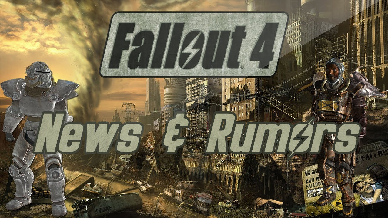 Fallout 4 realease date