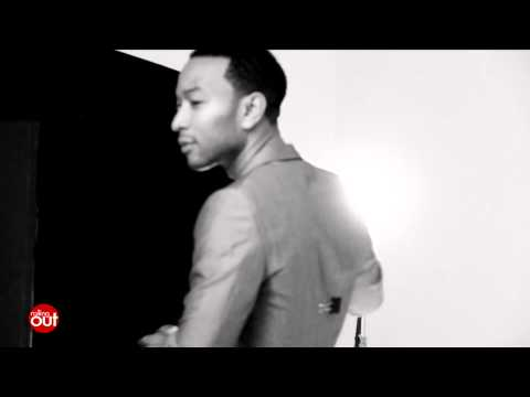John Legend: Behind the Scenes Photo Shoot & Interview