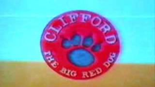 Clifford The Big Red Dog (1988) Shapes Everywhere