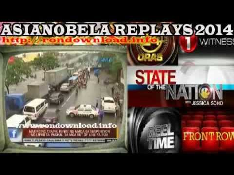 ◄◄ 24 ORAS - AUGUST 4, 2014 FULL EPISODE part 7