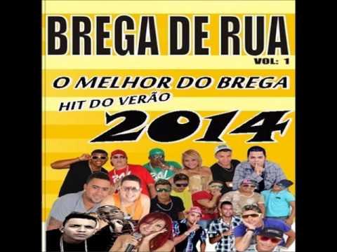 CD-BREGA DE RUA VOL 1 HIT, DO VERÃO-2014 .. SEM VINHETA ..