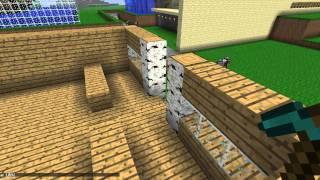 Minecraft Construction Maison Serveur Cubbyland / Part