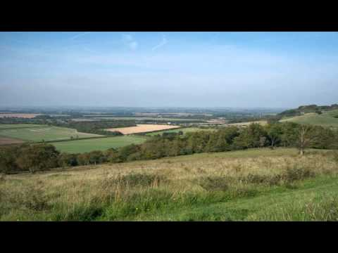 Chiltern Hills Leighton Buzzard Buckinghamshire