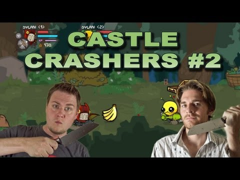 Castle Crashers #2 Let's Play