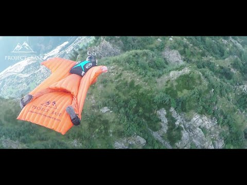 Project BASE - Chasing Dreams - Wingsuit BASE - Charity