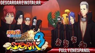 Descargar E Instalar Naruto Shippuden: Ultimate Ninja