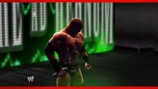 Triple H WWE 2K14 Entrance And Finisher (Official)