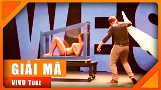 Giải mã ảo thuật Lột đồ Nữ khán giả trên sân khấu - VIVU Giải Mã