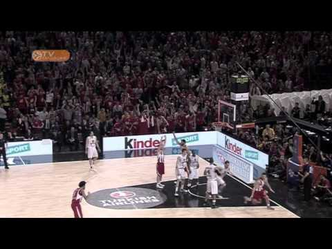 Weekly Show Euroleague 01/04/13