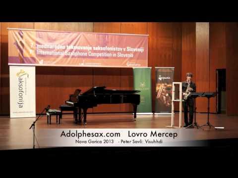 Lovro Mercep – Nova Gorica 2013 – Peter Savli: Visuhhdi