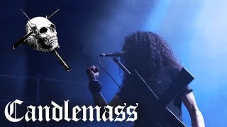 CANDLEMASS: Pro-Shot Footage Of SWEDEN ROCK FESTIVAL Performance