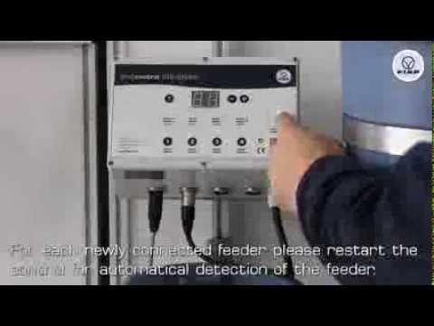 FIAP proficontrol Control - digital, automatic fish feeding system