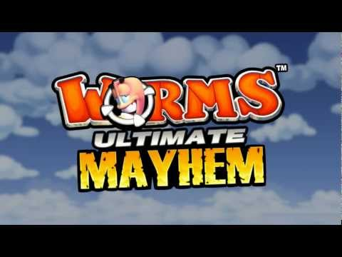 Worms Ultimate Mayhem - Trailer