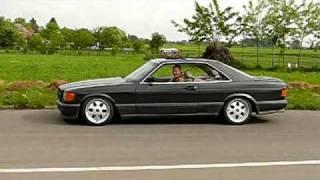Mercedes 500 SEC Lorinser