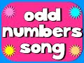 odd number song (elementary math) + lyrics