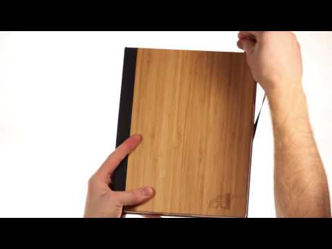 Bamboo iPad Case by Root Cases