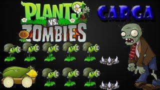 Como Cargar Rapido Las Plantas En Plants VS Zombies