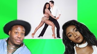 "NORMANI KORDEI ""DWTS PERFORMANCES & SONG COVERS (REVACTION) 