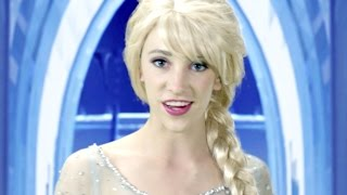 Frozen Let It Go In Real Life