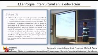 (Parte 1/3) El enfoque intercultural en la educación
