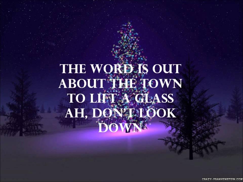 Beautiful christmas songs lyrics