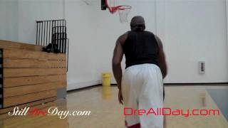Dream Shake Move Tutorial Hakeem Olajuwon Post Scoring