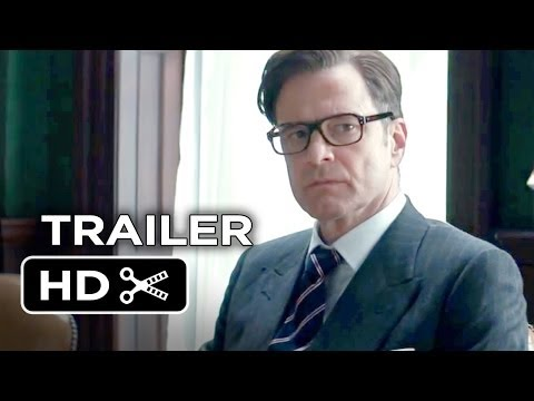 Kingsman: The Secret Service Official Trailer #1 (2014) - Colin Firth, Samuel L. Jackson Movie HD
