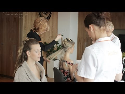 Mobilní služby pro svatby Praha - svatební účes, svatební líčení, svatební manikúra