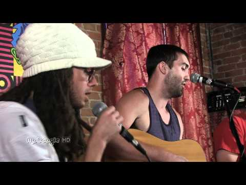 LANCE SITTON feat. Josh Heinrichs & SkillinJah - Good Love - acoustic MoBoogie Loft Session