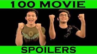 Spoiler Alert! 100 Movie Spoilers In 5 Minutes (Movie
