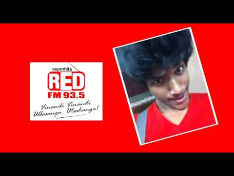 Many Shades of RJ Surya of 93.5 Red FM Hyderabad