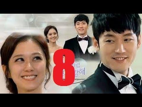 Phim Định Mệnh Anh Yêu Em   Tập 8 Lồng Tiếng HD   Phim Hàn Quốc 2014 Trọn Bộ