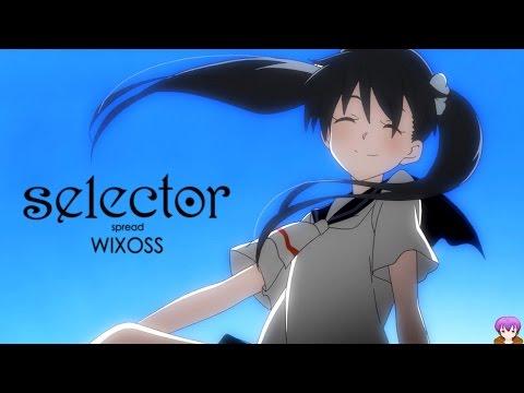 Selector Spread WIXOSS Episode 12 セレクター Anime Finale Review - Bittersweet Ending
