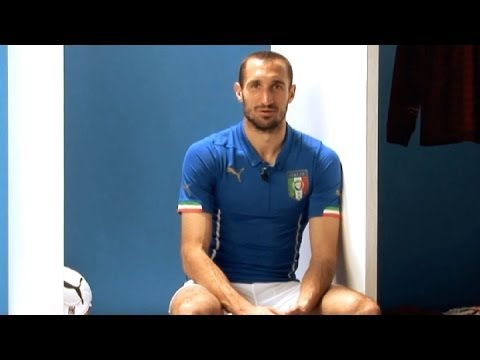 PUMA: Chiellini - Buffon is the best (Es)